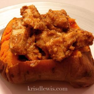 thai sweet potato